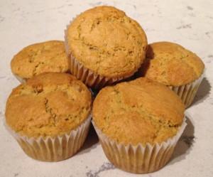 Orange-Ginger-Muffin