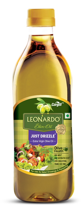 Leonardo Olive Oil Best For Cooking In India