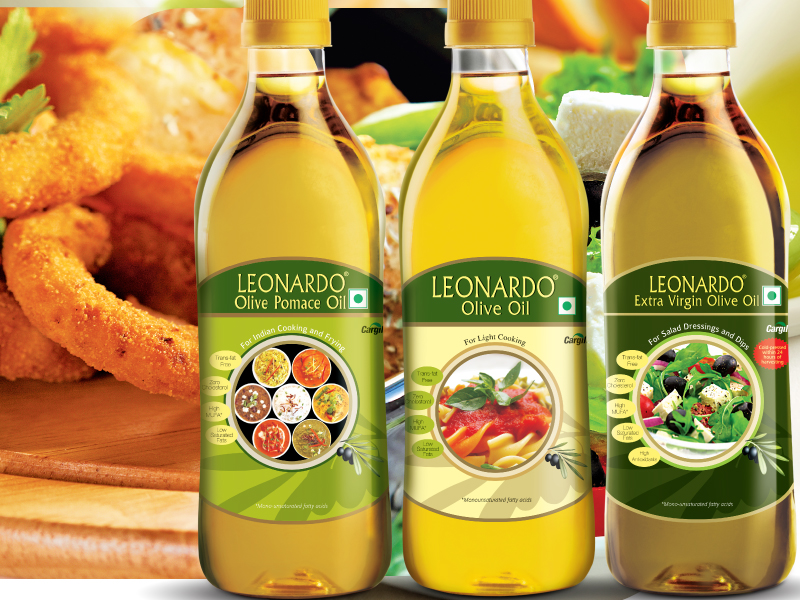 Choosing the right type of olive oil