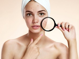 Use olive oil for skin problems