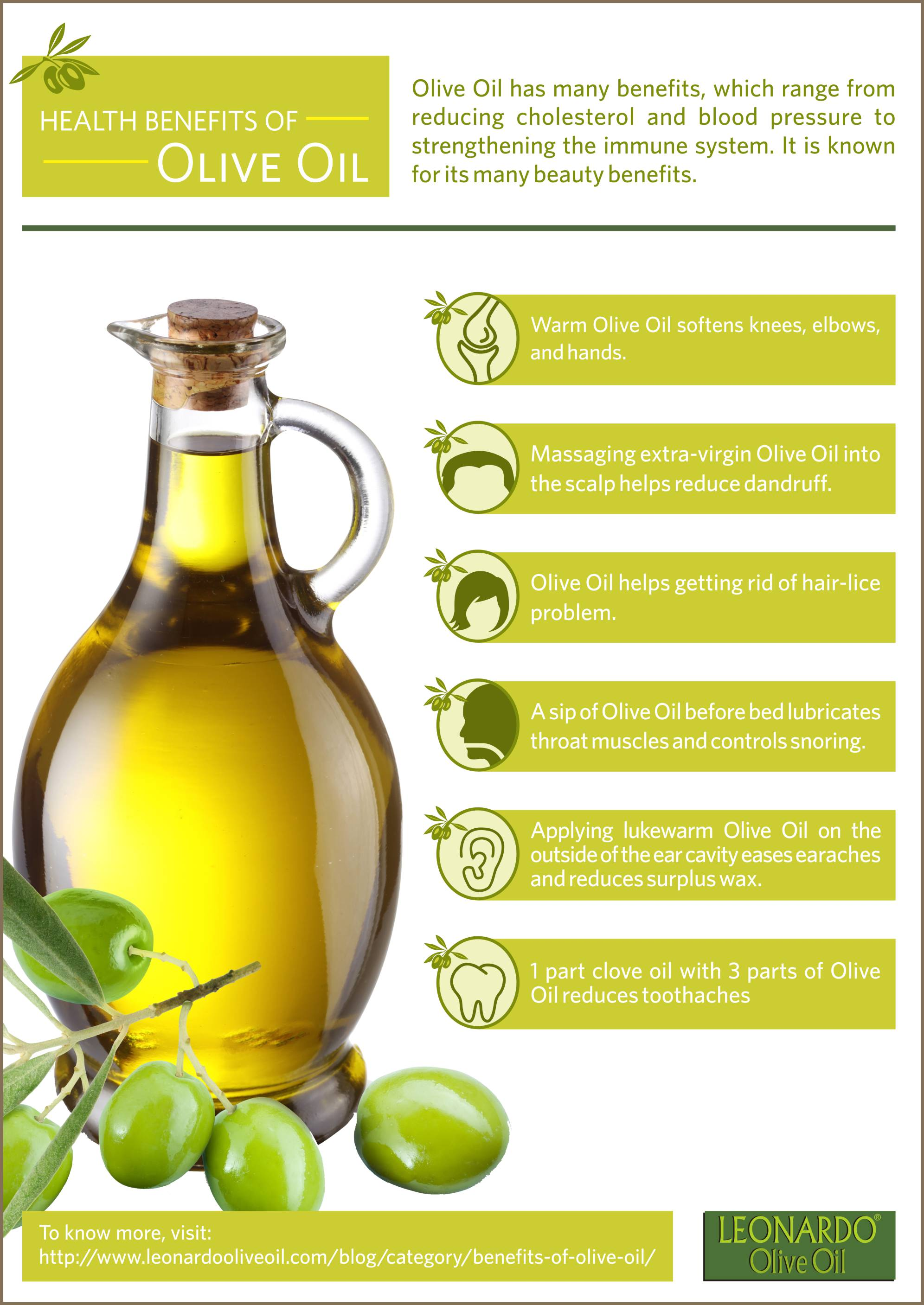 Useful properties of olive oil - the truth and fiction 95