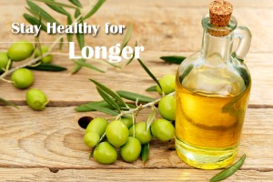Want to Stay Healthy for Longer? Switch to Olive Oil!
