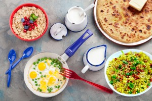 Give Your Day a Perfect Start with Healthy Low Fat Breakfast